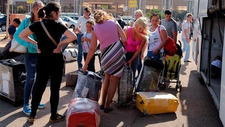 Les 80 000 touristes russes en Egypte rentreront en Russie, mais sans bagages