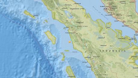 L'Indonésie secouée par une série de tremblements de terre, dont le plus grave est de magnitude 6,1
