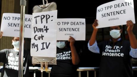 Pour l'ancien patron de Blackberry, le TPP est «la pire chose» de l'histoire du Canada