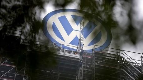 Enseigne Volkswagen