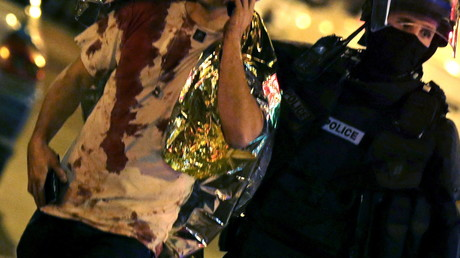Un rescapé du Bataclan après l'attaque de vendredi