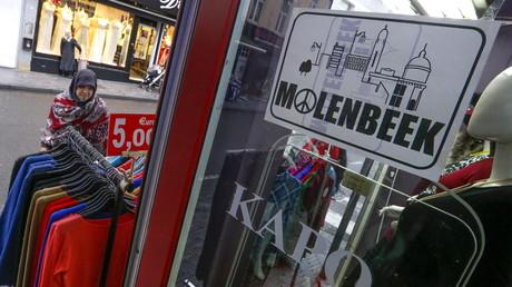 La commune de Molenbeek, Bruxelles
