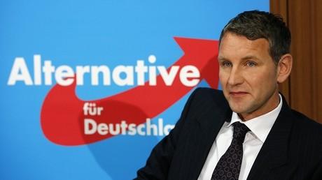 Bjoern Hoecke, leader du AfD
