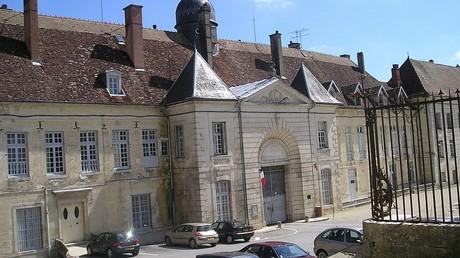 Maison d'arrêt de Clairvaux