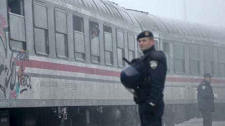 La Croatie refuse d'accepter des migrants que la Slovénie veut refouler