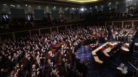 La Chambre des Représentants des Etats-Unis