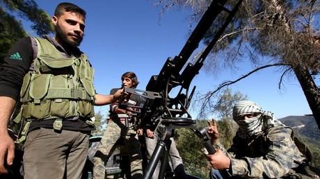 Les rebelles syriens modérés ont utilisé des missiles fournis par les Etats-Unis pour abattre l'avion russe SU-24.
