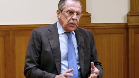 «Le crash du SU-24 russe est un acte prémédité» et autres déclarations de Sergueï Lavrov