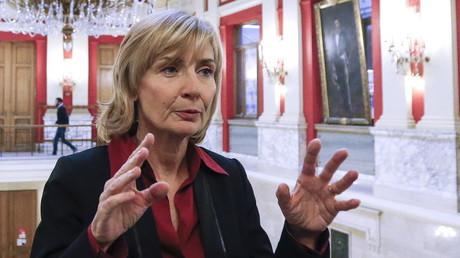 La maire de Molenbeek, Françoise Schepmans