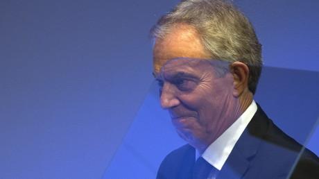 """""""Armes de destruction massive"""" ? Tony Blair avait déjà fait le coup contre un autre pays"""