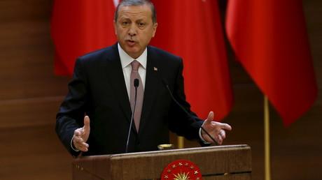 Erdogan : Assad et ses soutiens sont une source de financement et d'armes pour Daesh