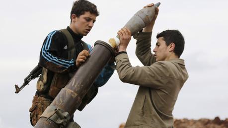 Des membres du Front al-Nusra