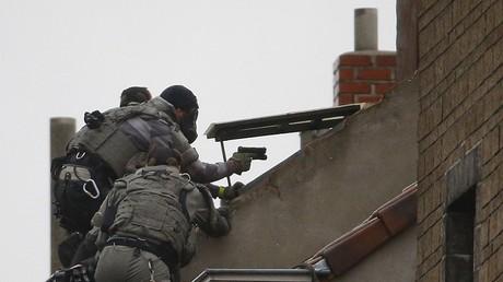 Les forces spéciales en alerte, suite à l'état d'urgence