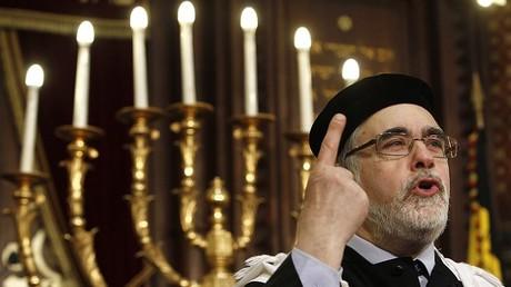 Le grand rabbin de Bruxelles, Albert Guigui, a partagé une vision très pessimiste de l'intégration des Juifs en Europe