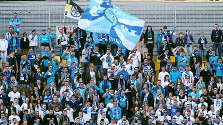 Les supporteurs du Zenit indésirables à Gand à cause de l'importance de la diaspora turque