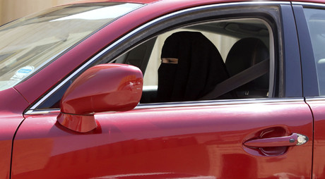 Les femmes n'ont pas le droit de conduire seule en Arabie soudite