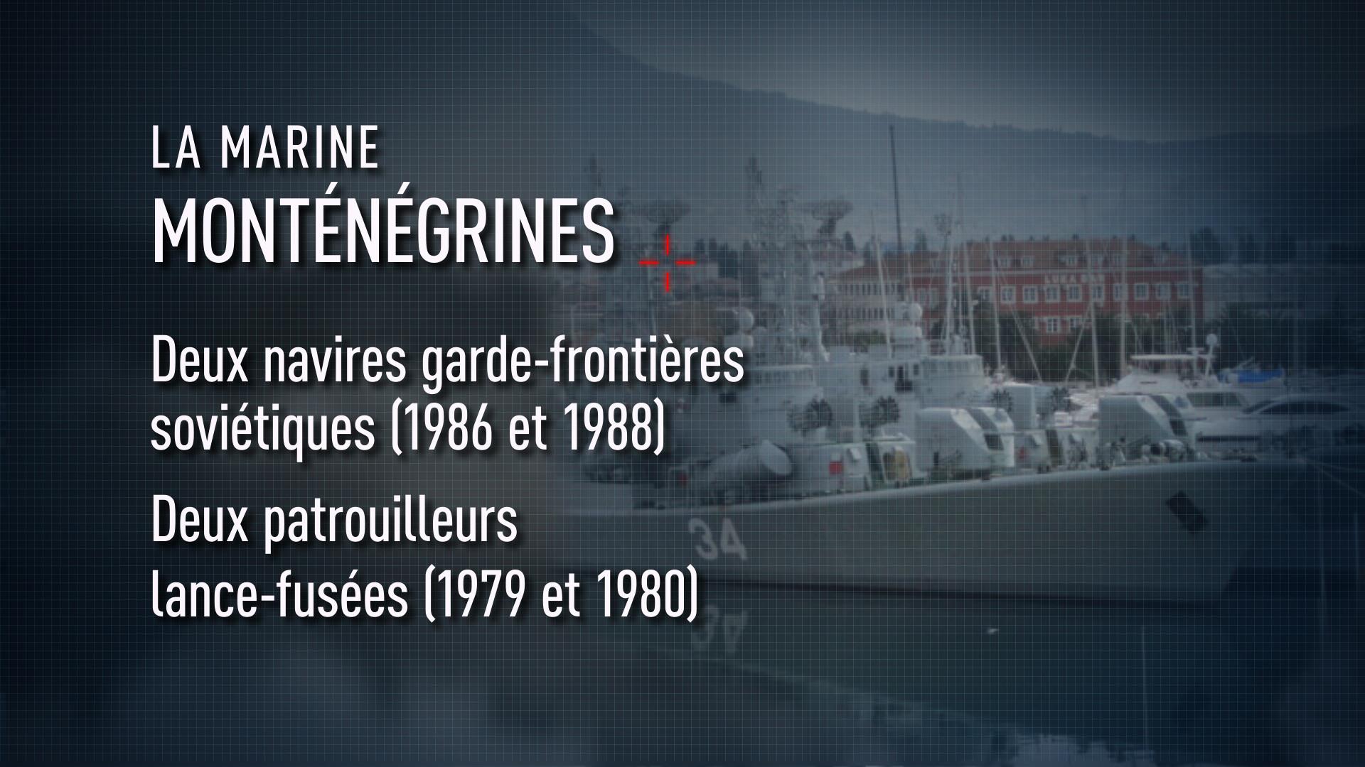 Découvrez le potentiel militaire du Monténégro, nouvel Etat-membre de l'OTAN