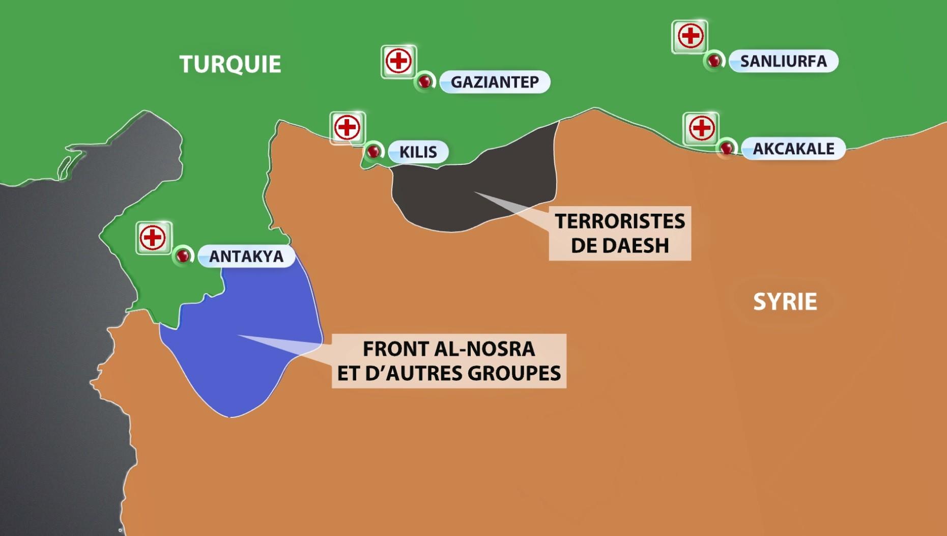 La Russie convoque une réunion du Conseil de sécurité après l'incursion des troupes turques en Irak