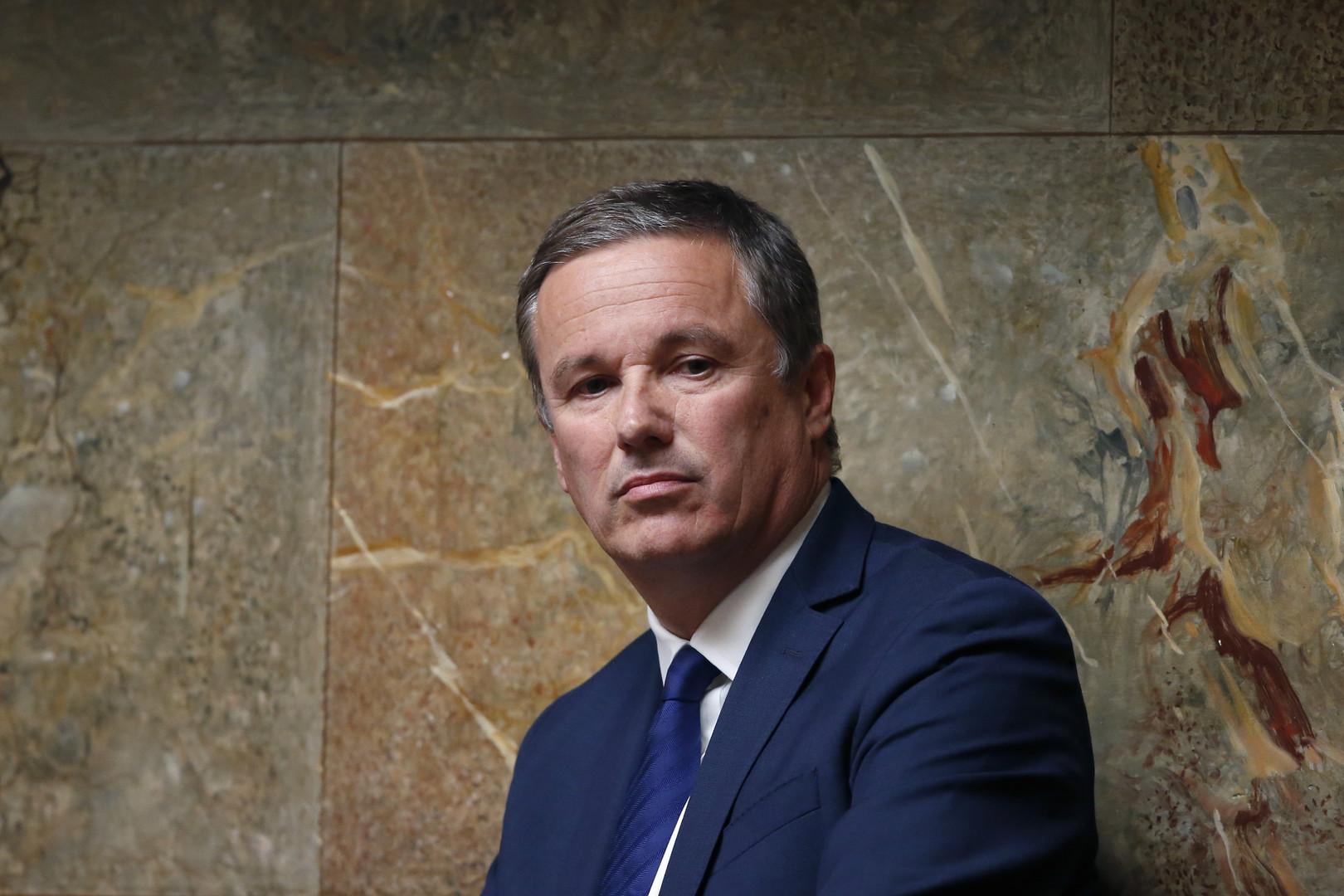 Dominique Jamet de Debout la France rejette la main tendue de Florian Philippot et du FN