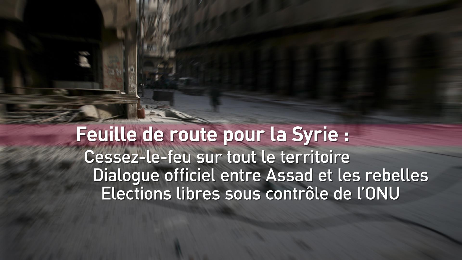 New York : le ton de Washington sur la Syrie s'est-il adouci ?