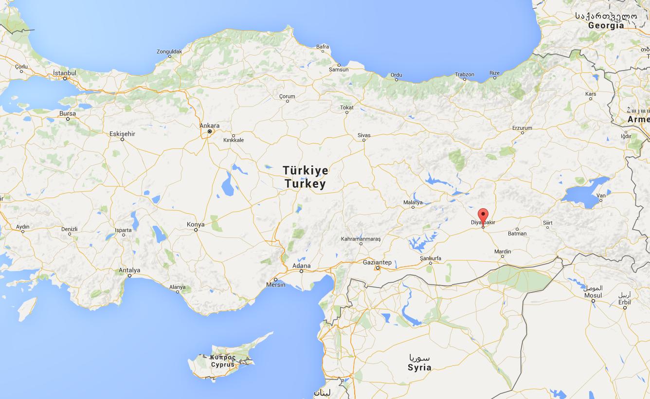 Turquie : la police disperse une manifestation contre l'opération anti-PKK à Ankara