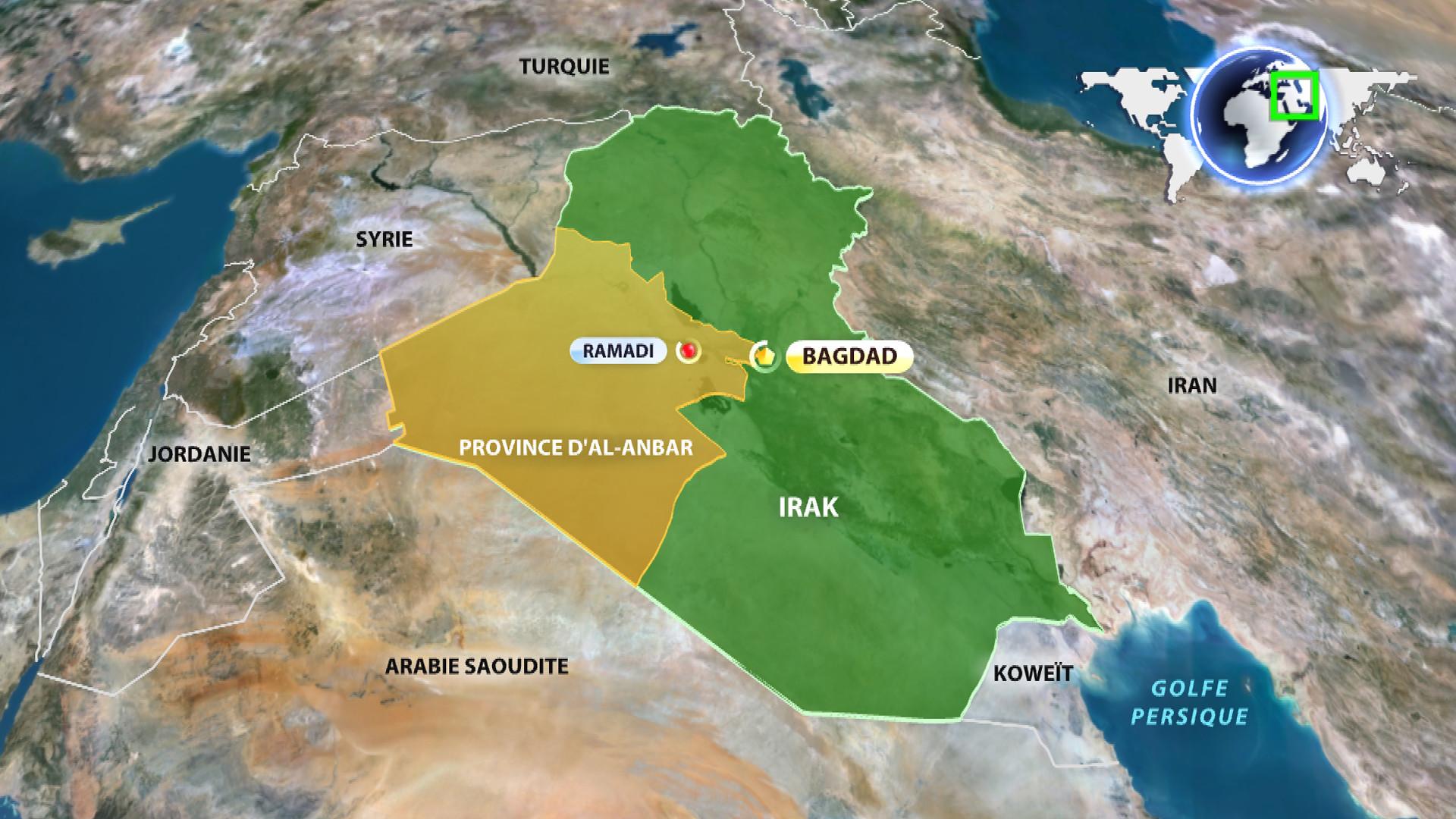 Des dizaines de combattants de Daesh périssent dans l'offensive irakienne contre la ville de Ramadi