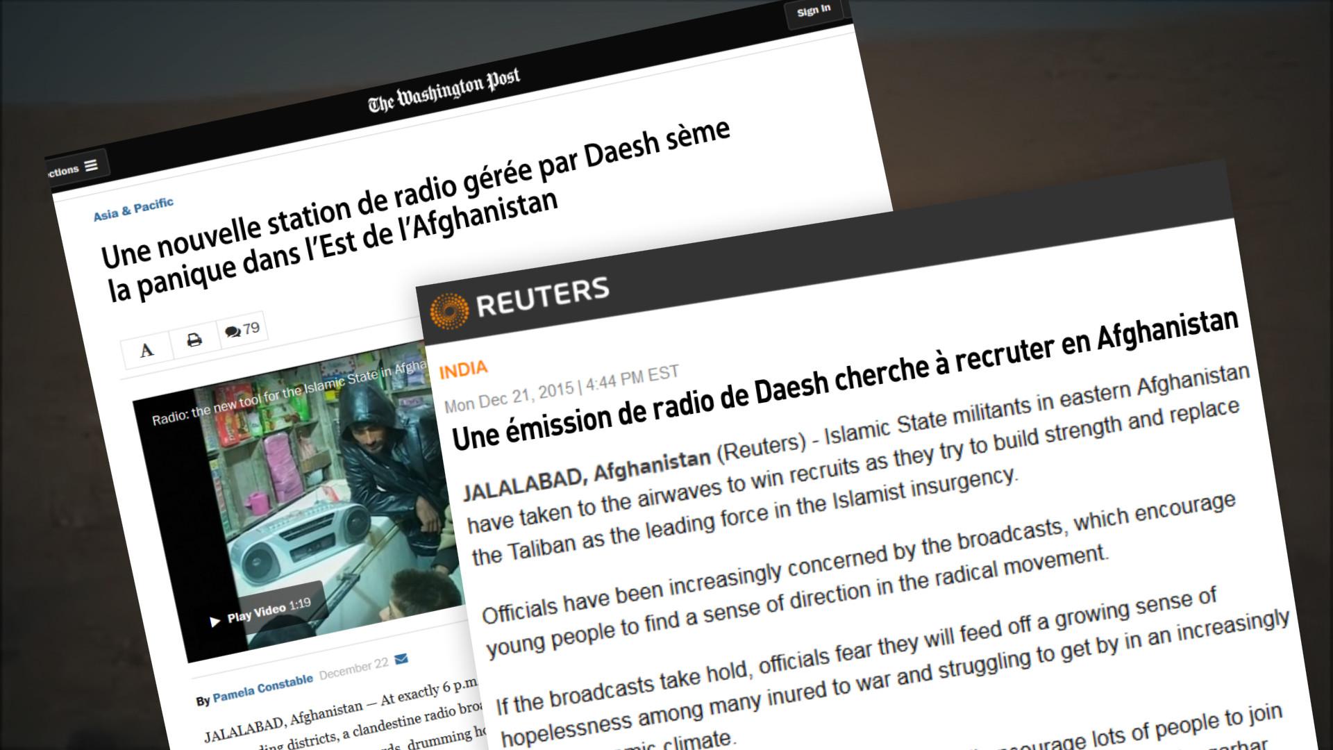 Journaliste infiltré chez Daesh à RT : les terroristes recrutent les enfants à partir de trois ans