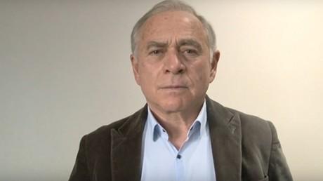 Le sénateur et président de la région Bourgogne-Franche-Comté François Patriat