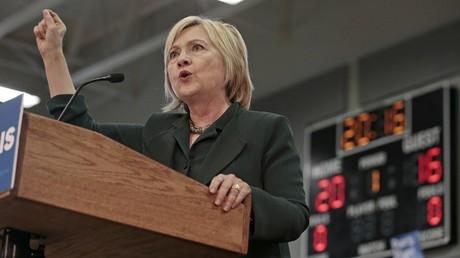 Hillary Clinton, l'une des candidates aux élections présidentielles de 2016