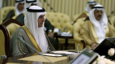 Le ministre saoudien des Affaires étrangères