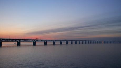Le pont de l'Oresund