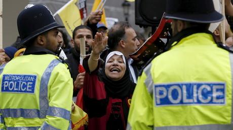 Les musulmans londoniens craignent pour leur intégrité.