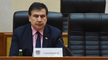 Mikheïl Saakachvili