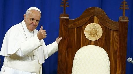 Le pape François veut changer l'image du Vatican