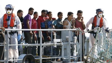 Des pays menacés de sanctions pour ne pas avoir enregistré des migrants