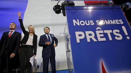 Marion Maréchal-Le Pen, candidate du Front National dans la région du PACA