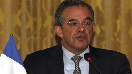 Thierry Mariani, député des Français de l'étranger, et président du dialogue franco-russe