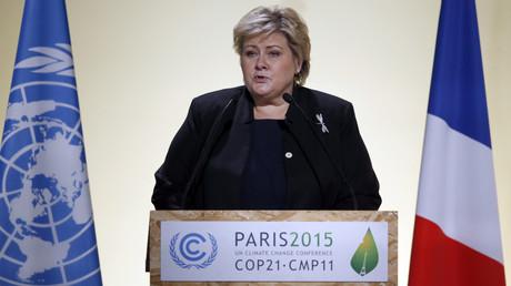 La Norvège ne remettra pas en cause l'exploitation du pétrole et du gaz