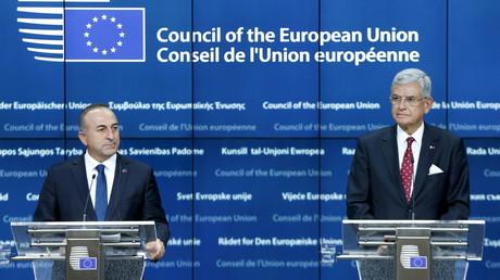 La Turquie vient de se rapprocher un petit plus de l'Union européenne.
