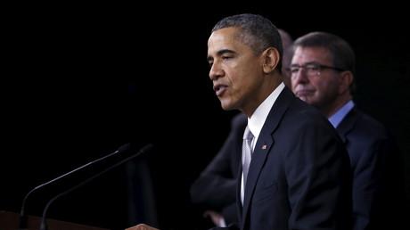 Barack Obama, hier au Pentagone