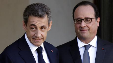 Vers un rapprochement entre le PS de Hollande et les Républicains de Sarkozy. Certains Français y sont favorables.