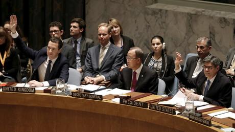 Les ministres des Finances des pays membres du Conseil de sécurité votent ce jeudi