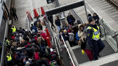 Migrants au Danemark