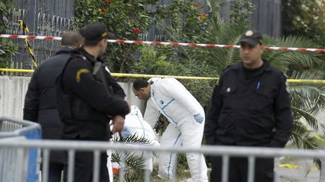 Policiers Tunisiens
