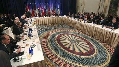 Les ministres des Affaires étrangères étaient réunis à New York pour discuter de la Syrie