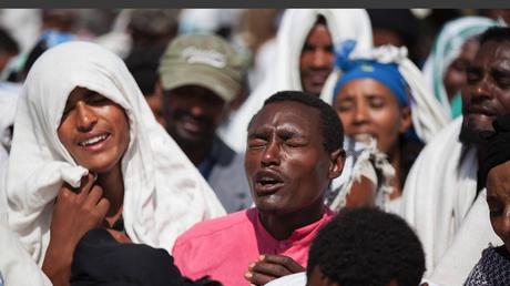 Les manifestations en Ethiopie ont fait au moins 75 morts.