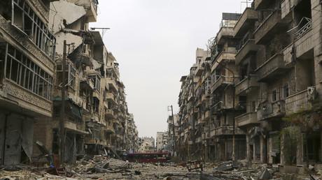 Des millions de personnes ont été déplacées à cause du conflit syrien