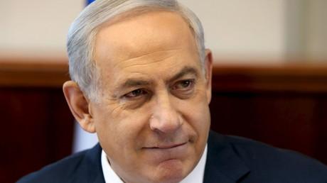Le Premier ministre israélien Benyamin Netanyahou