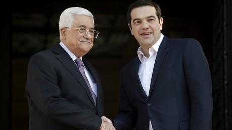 Le parlement grec vote pour la reconnaissance de la Palestine