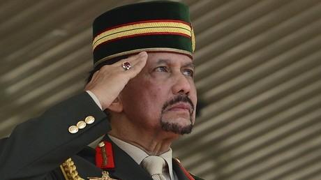 Au Brunei, l'heure n'est pas aux guirlandes ou aux bonnets à pompon